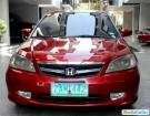 Honda Civic Manual 2015