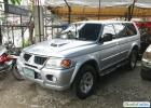 Mitsubishi Montero Sport Automatic 2000