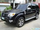 Ford Everest Automatic