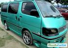 Toyota Hiace Manual 1998