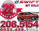 Suzuki Swift Manual 2012
