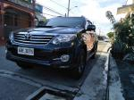 Toyota Fortuner Automatic 2016