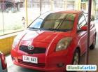 Toyota Yaris Automatic 2007
