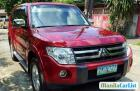 Mitsubishi Pajero Manual 2007