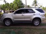 Toyota Fortuner G Automatic 2010