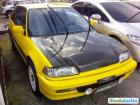 Honda Civic Manual 1991