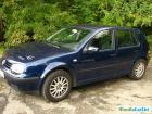 Volkswagen Golf Manual 2002
