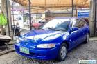 Honda Civic Manual 1995
