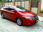 Honda City Automatic 2014
