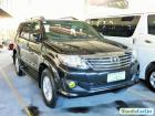 Toyota Fortuner Automatic 2012