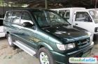 Isuzu Crosswind Manual 2002