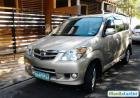 Toyota Avanza Manual 2011