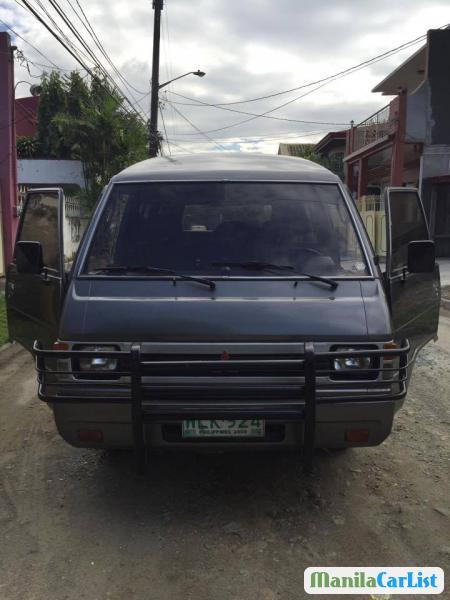 Mitsubishi L300 Manual 2000 in Davao Oriental