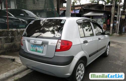 Hyundai Getz Manual 2009
