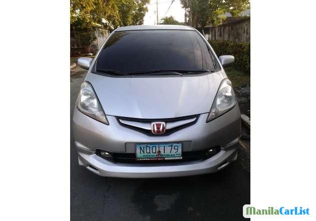Pictures of Honda Jazz Manual 2009