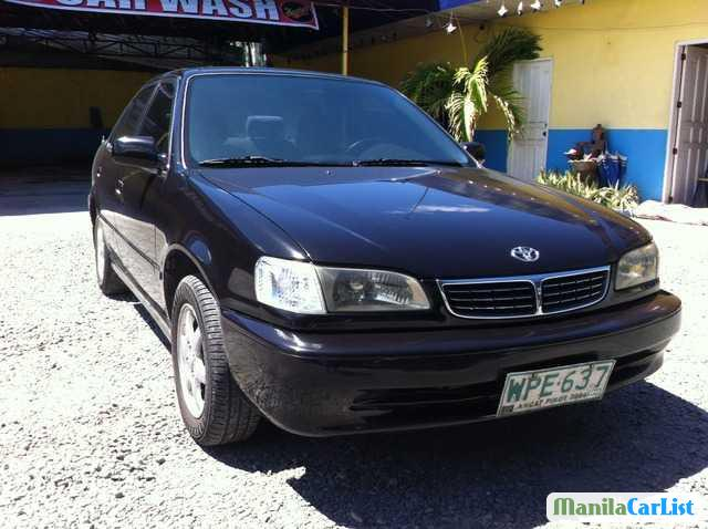 Pictures of Toyota Corolla Automatic 2000