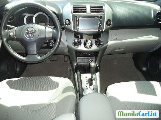 Toyota RAV4 Automatic 2006