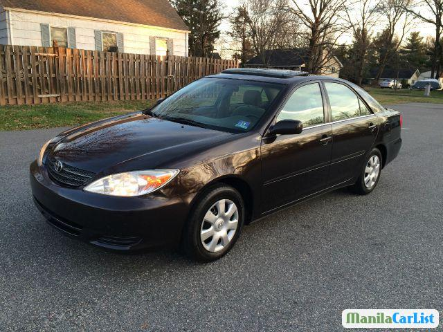 Picture of Toyota Camry Automatic 2001