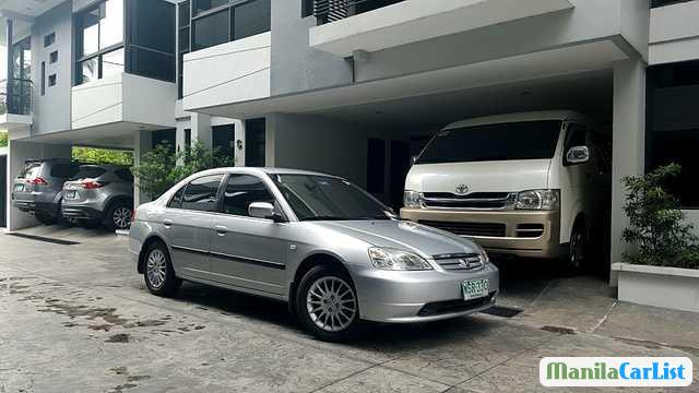 Picture of Honda Civic Automatic 2001