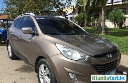 Picture of Hyundai Tucson Automatic 2010