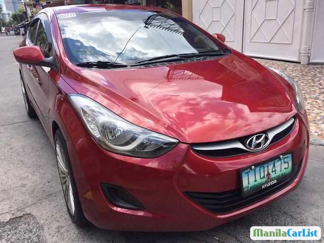 Pictures of Hyundai Elantra 2011