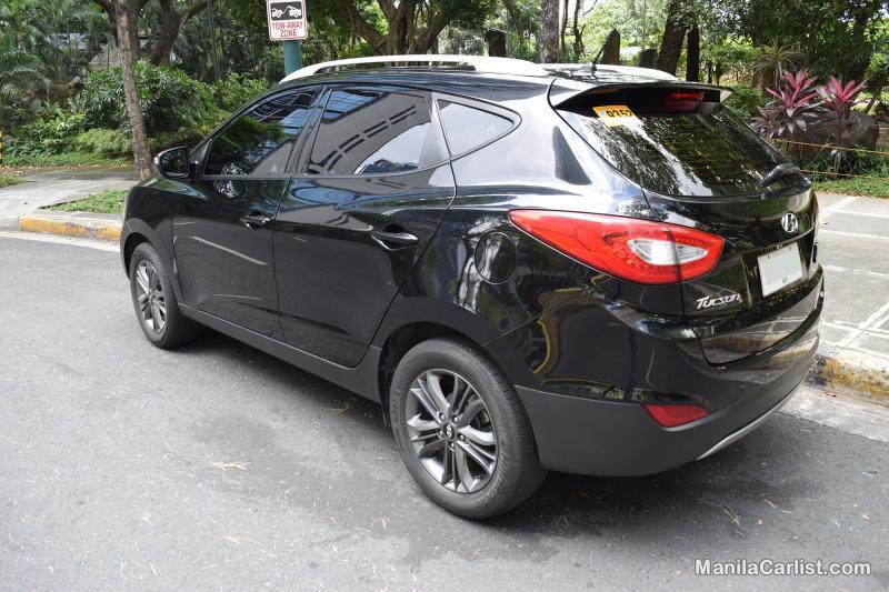 Hyundai Tucson GLS Automatic 2014 in Metro Manila