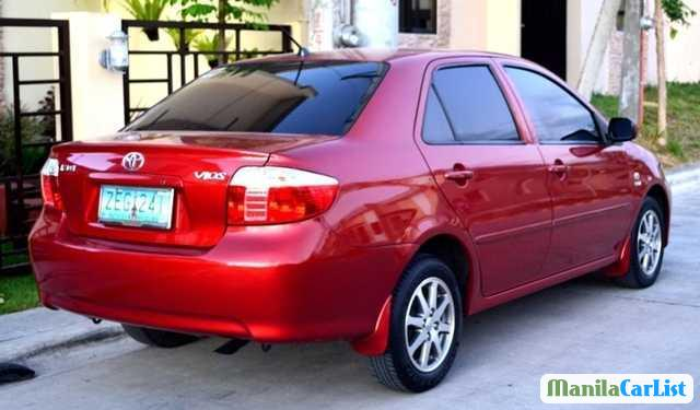Toyota Vios Manual 2006 in Bulacan
