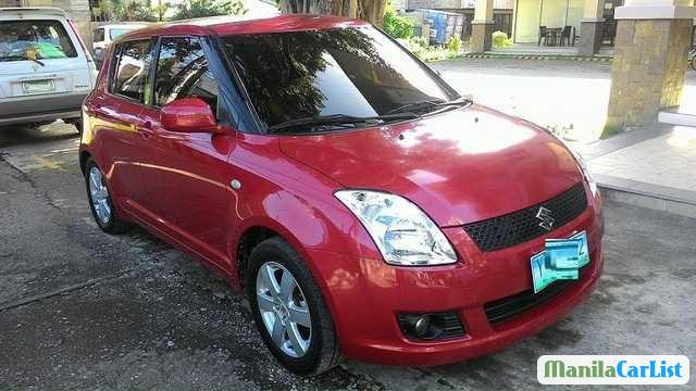 Pictures of Suzuki Swift Automatic 2010