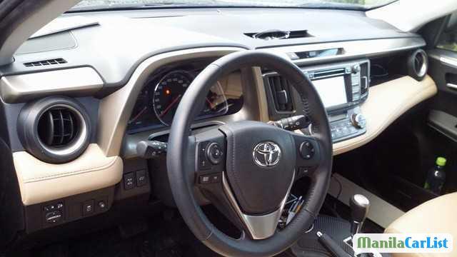 Toyota RAV4 Automatic 2014