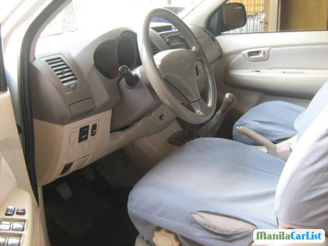 Toyota Hilux Manual 2005