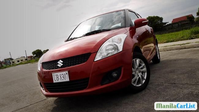 Pictures of Suzuki Swift Automatic 2014
