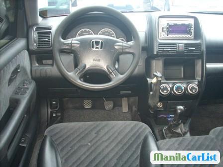 Honda CR-V Manual 2003
