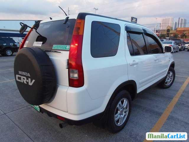 Honda CR-V Automatic 2005 in Leyte