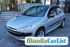Picture of Peugeot 207 Manual 2006