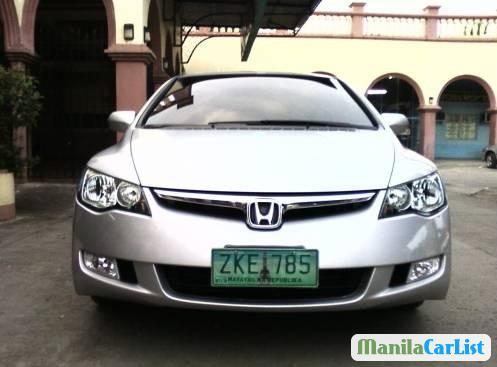Honda City Manual 2007 in Philippines