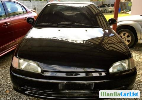 Pictures of Honda City Manual 1995
