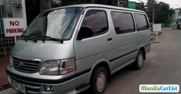Picture of Toyota Hiace 2000