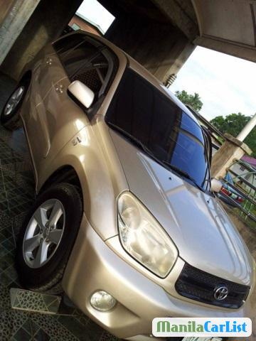 Picture of Toyota RAV4 Manual 2004