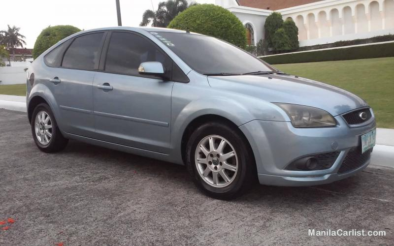 Ford Focus Automatic 2008 - image 4