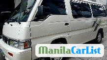 Picture of Nissan Urvan Manual 2007
