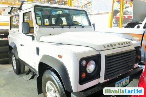 Pictures of Land Rover Defender Automatic 2009
