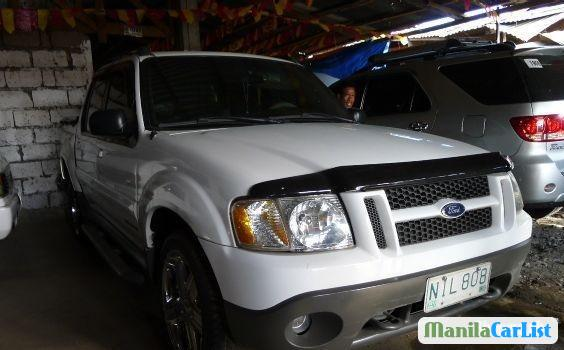 Picture of Ford Ranger Automatic 2001