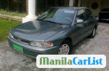 Picture of Mitsubishi Lancer Manual 1993