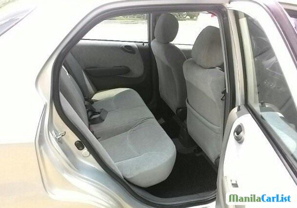 Honda City Manual 2006 in Philippines