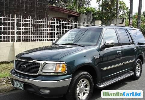 Picture of Ford Expedition Manual 2002