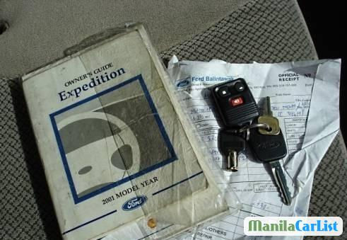 Ford Expedition Manual 2002 - image 4