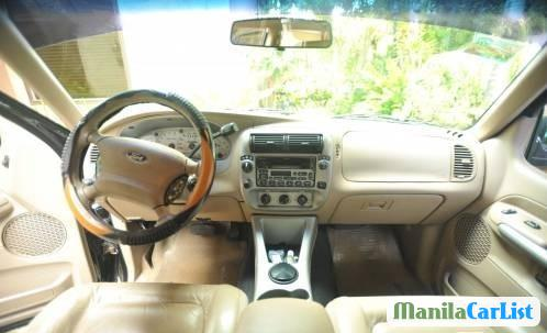 Picture of Ford Explorer Manual 2001