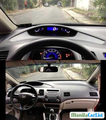 Honda Civic Manual 2008