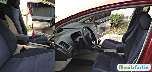 Honda Civic Manual 2008 in South Cotabato