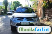 Picture of Mitsubishi Montero Sport Manual 2011